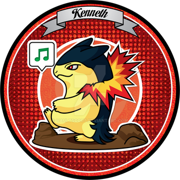 Typhlosion by VaultScout