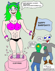 Happy Birthday Curtsibling!!! 2016 by chris-the-sword