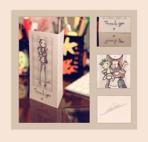 first card by arwa-karu