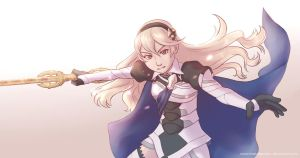 FE14 - Corrin, Princess of Nohr by MarvelPoison