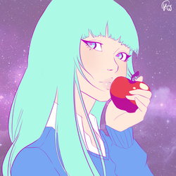 Daoko Girl by NyuKashiro