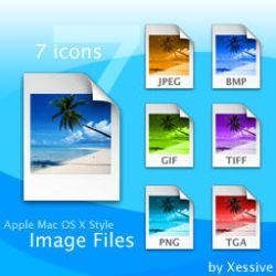 Image File Icons by XSV