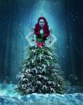 Christms Tree by silviya
