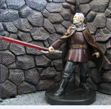 Count Dooku by DrDoSoLittle