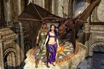 In the Temple of the Sun (Full Size) by Shadowhawk9973