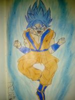 A SUPER Godly Power!! Beyond Saiyan God! by KuraiJinx