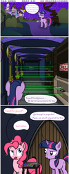 Comic: The Ruse... (Part 2/4) by Photonicsoup