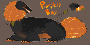 Pumpkin Boy (flatsale/OBO) closed by Varenich