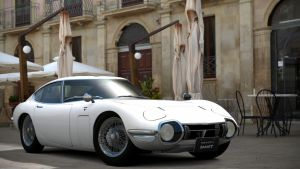 1967 Toyota 2000GT (Gran Turismo 6) by Vertualissimo