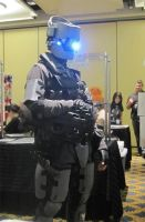 future soldier cosplay by triatholisk