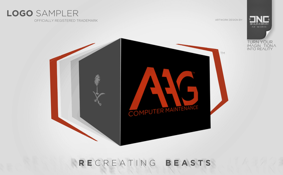 AAG Black Edition (Creating Beasts) by DevilzNeverCry