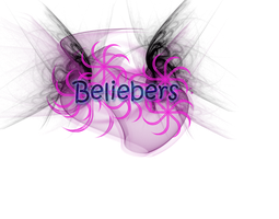 Texto Belieber PNG by Maiiy