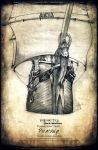 Risen2 Portrait Pirate Ship by ArthusokD