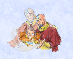 Three Generations by siquia