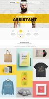 QARO - Clean Creative WordPress Template by webdesigngeek