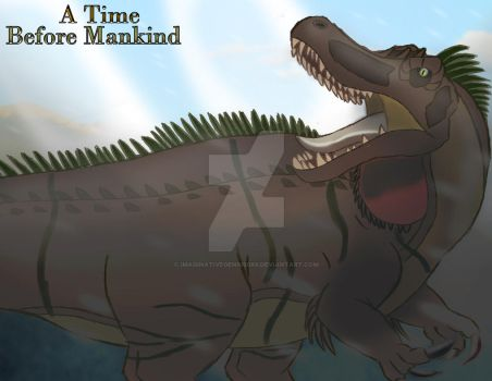 A Time Before Mankind - Kong the Baryonyx by imaginativegenius099