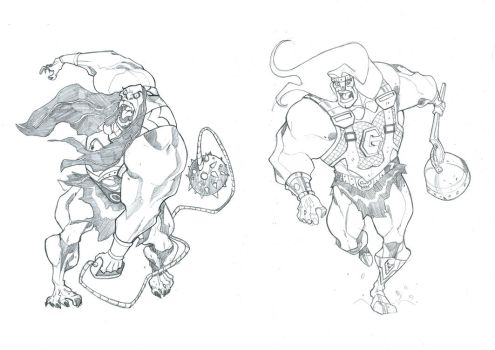 MOTU Commission 3 by alessandromicelli