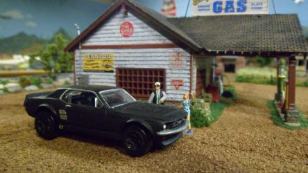 '67 Moonshiner Mustang GT by hankypanky68