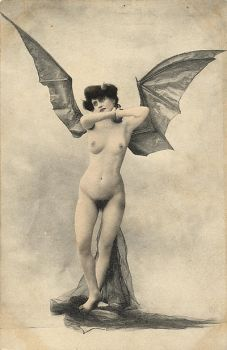 Batty For You by HauntingVisionsStock