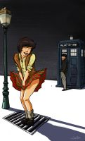 doctor who: The X Year Itch by DameEleusys