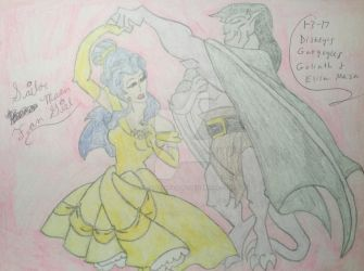 Goliath And Elisa 112 by SailorMoonFanGirl