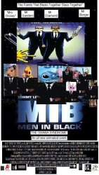 Men in Black: The Ohana Syndrome Poster by hamursh