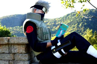 Kakashi-sensei by Suki-Cosplay