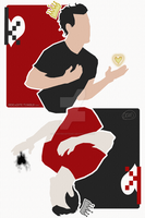 The King Of Hearts by MandyDeaDiteArt