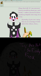 Question 138 by askThePlushtrap