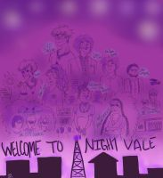 Welcome To Night Vale by LookingForLoo