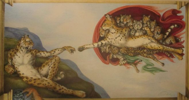 The creation of Spotti - not scan by teiirka