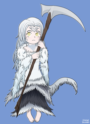 Commission: Priscilla from Dark Souls by StarletHeaven