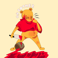 winnie the killer by johtozo