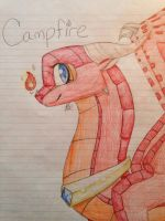 Campy!! by InkyRainClouds