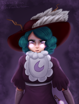 Even Dark Queens Cry by Tears-of-Xion