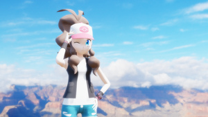 [MMD] There's a new Hilda model in town! by MichaelOKeefe1991
