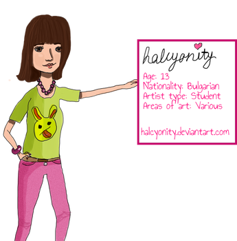 Halcyonity ID by halcyonity