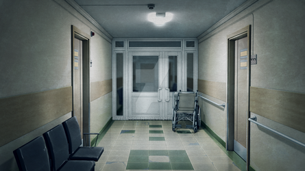 Hospital Hall 2.0 by VelinquenT