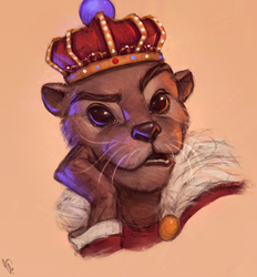 King Otty #262 by AngelGanev