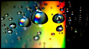 Droplets by MarcoHeisler