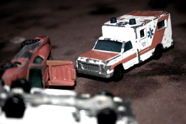 the artist in the ambulance by jackson-is-alive