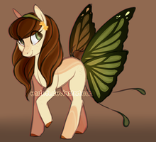 [Closed] - Flutteria Pony Auction by S-Adopts