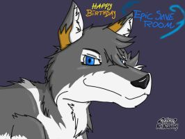 Happy birthday to epic by Terrix250