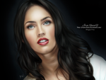 Megan Fox by jorgeremmy