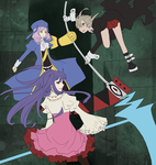 Witch Hunting +Crossover+ by aidmoon
