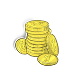 Coins by Crisadence