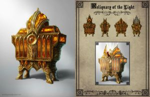 Reliquary of the Light by RHagmann