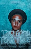 9.Too Good To Be True||Wattpad Cover|| by DaisyChan55