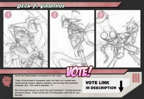Character Deployed: VIRIATHUS by Dreamkeepers