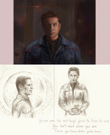 Enterprise Lyric and Portraits by redsailor
